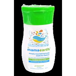 Deeply Nourishing Body Wash for Babies 100 ml