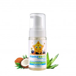 Foaming Facewash for Kids With Aloe Vera and Coconut 120 ml