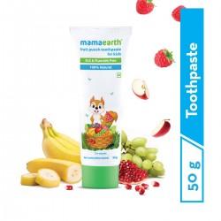 100% Natural Fruit Punch Kids Toothpaste 50 gms (V