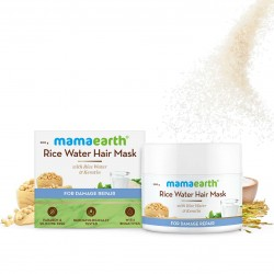 Rice Water Hair Mask with Rice Water and Keratin F