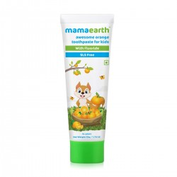 Awesome Orange Toothpaste with Fluoride 50 gms (Ve
