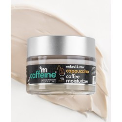 Cappuccino Coffee Face Moisturizer with Vitamin E