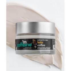 Latte Coffee Face Moisturizer with Shea Butter Cer