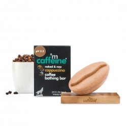 Cappuccino Coffee Bathing Bar Soap 100GM