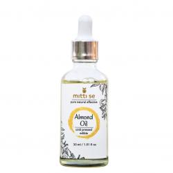 Cold Pressed Edible Almond Oil 30 ml (Vegan)