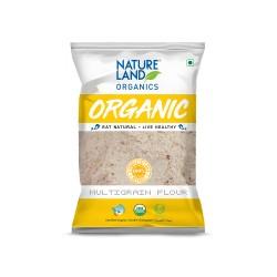 Organic Multigrain Flour 750 gms