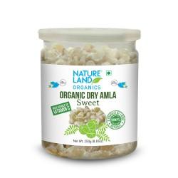 Organic Dry Amla Sweet 250 gms