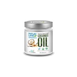 Organic Raw Virgin Coconut Oil 400 ml
