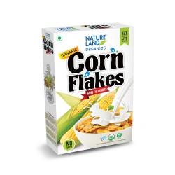 Organic Corn Flakes 200 gms