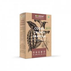 Cocoa Crunch Granola 300 gms