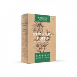 Seeds and Nuts Muesli 300 gms