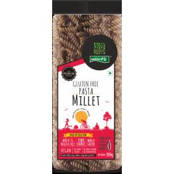 Millet Pasta 200 gms (Gluten-Free,Vegan)