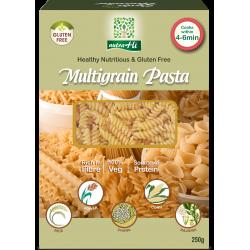 Multigrain Pasta 250 gms (Gluten-Free,Vegan)