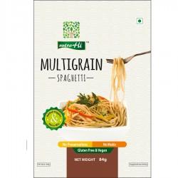 Multigrain Spaghetti 114 gms (Gluten-Free,Vegan)