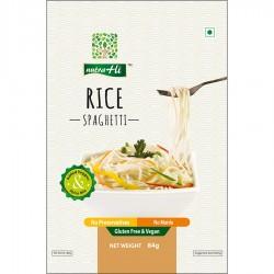 Rice Spaghetti 114 gms (Gluten-Free,Vegan)