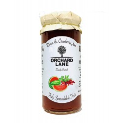 80% Fruit Melon Cranberry Jam (Gluten Free,Vegan,1