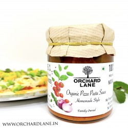 Organic Pizza and Pasta Sauce (No Added Sugar with