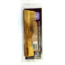 Bamboo Wood Comb With Handle