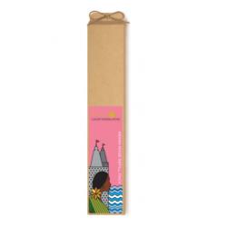 Indian Incense Sticks Rose Refill Pack 80 Pcs