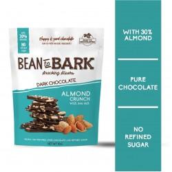 Dark Chocolate Almond Crunch with Sea Salt 110 gms