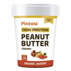 High Protein Peanut Butter (Organic Jaggery) Cream