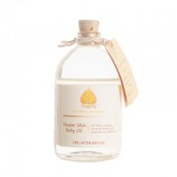 Tender Skin Baby Oil with Virgin Coconut Oil, Vita
