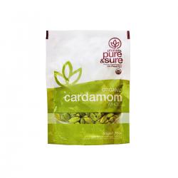Organic Cardamom Whole 50 gms