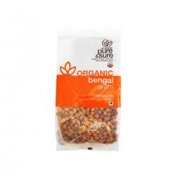 Organic Bengal Gram (Chana) 500 gms