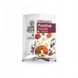 Organic Pav Bhaji Masala 100 gms
