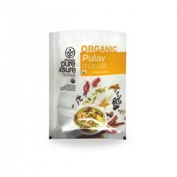 Organic Pulav Masala 100 gms