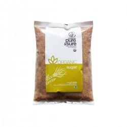 Organic Brown Sugar 1 kg