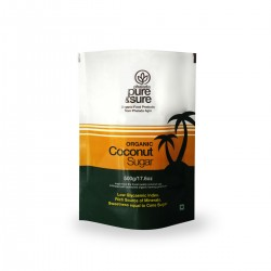 Organic Coconut Sugar 500 gms