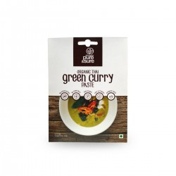 Organic Green Curry Paste 50 gms