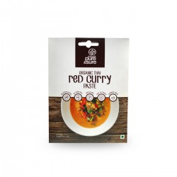 Organic Red Curry Paste 50 gms