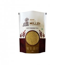 Organic Proso Millet (Barri, Baragu) 500 gms (Glut