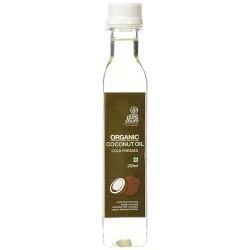Organic Coconut Oil Cold Pressed 250 ml