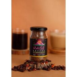 Butterscotch Delight Flavour Premium Arabica Instant Coffee  50 gms