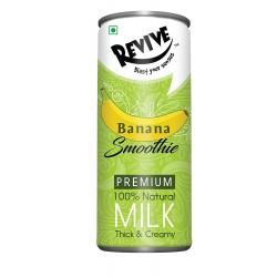 Banana Smoothie Premium Natural Milk 200 ml