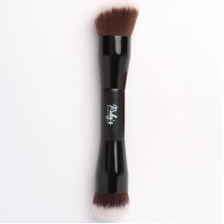 Dual Ended Blush + Foundation Brush