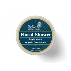 Organic Floral Shower Body Wash Concentrate 200 gm