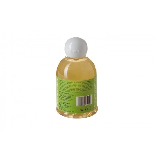 Aloe Clary Sage Shampoo for All Hair Types 175 gms (Vegan)