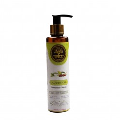 Jojoba Coldpressed Oil for Hair, Skin, Body Massag