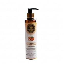 Sweet Almond Coldpressed Oil for Hair, Skin Care,