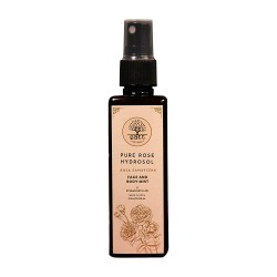 Pure Rose Hydrosol Face and Body Mist 100 ml