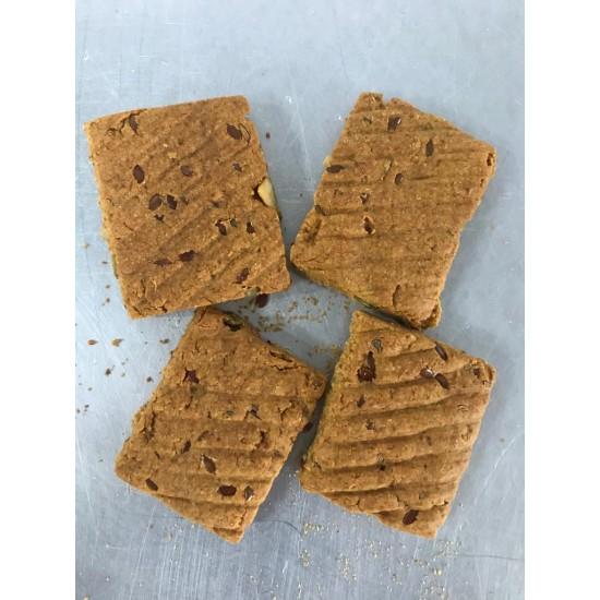 Jeera Ajwain Toast 150 gms (Gluten-Free, Dairy-Free)