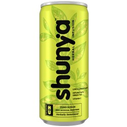 Herbal Fizz Drink  Lime and Lemon 300 ml (Gluten-F
