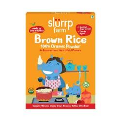 Organic Brown Rice Powder 250 gms