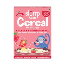 Cereal for Kids 200 gms (Ragi, Rice and Strawberry