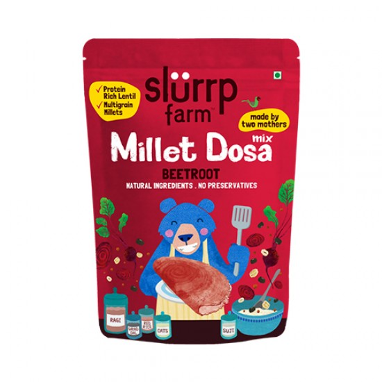 Millet Dosa Mix Beetroot 150 gms