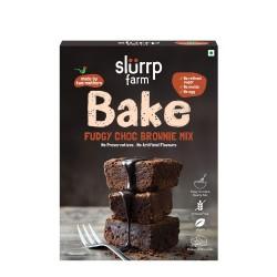 Fudgy Chocolate Brownie Mix (Vegan, Wheat and Maid